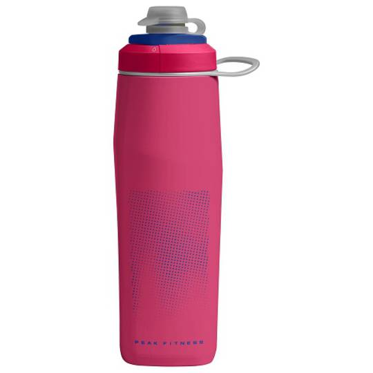 Camelbak Peak Fitness Water Bottle 0.75l Pink/Blue