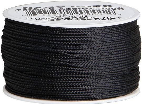 Nano Cord Black or OD Green 300ft