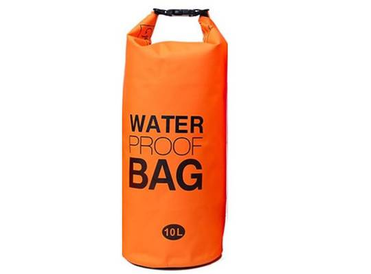 Waterproof tube style dry bag 15L Lightweight