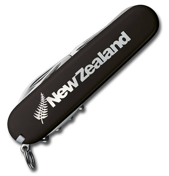 Victorinox Climber Swiss Army Knife NZ Silver Fern