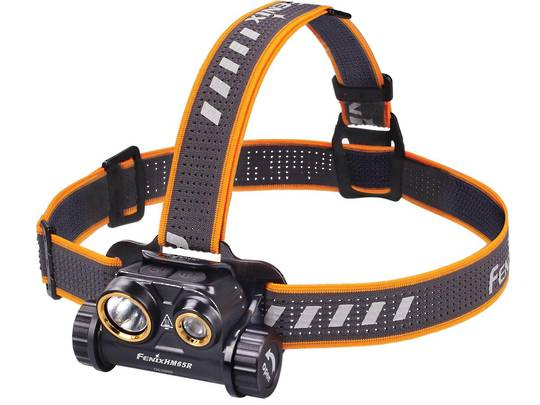 FENIX HM65R RECHARGEABLE HEADLAMP 1400 Lumens
