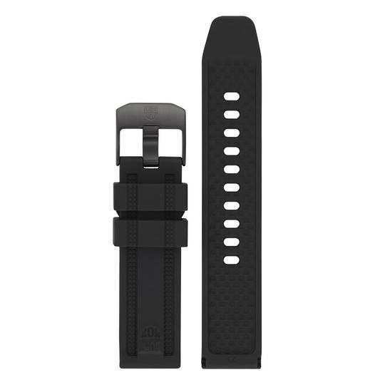 Luminox Strap ANU NBR black 23mm