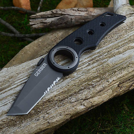Gerber Remix Tactical Clip Folder Serr Edge