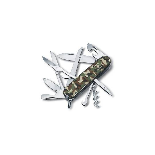 Victorinox Huntsman Swiss Army Knife - Camo