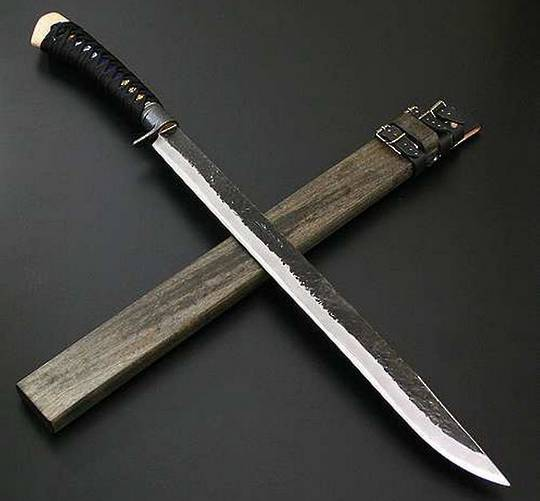 Kanetsune Hana Sword - KB120