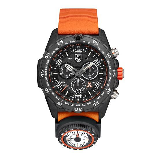 Luminox Chronograph Bear Grylls Surviva Watch Orange - 3749