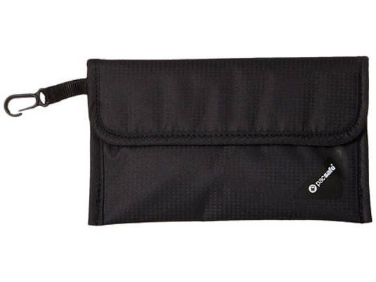 Pacsafe Coversafe V50 RFID blocking passport protector