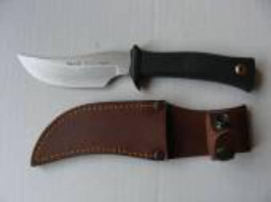 Muela Pikas Skinner knife