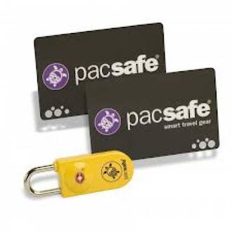 Pacsafe Prosafe 750 - TSA key-card lock