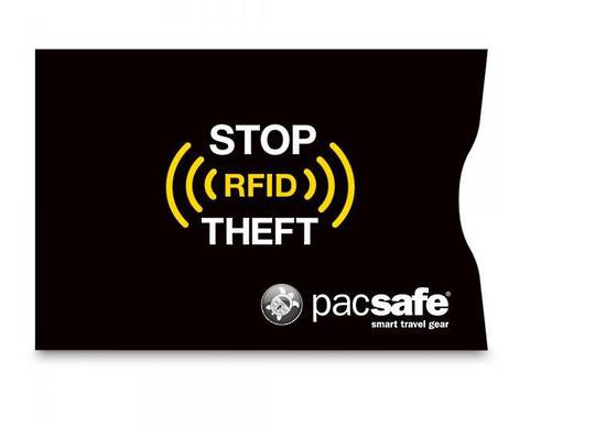 Pacsafe RFIDsleeve™ 25 RFID-blocking credit card sleeve 2 Pack