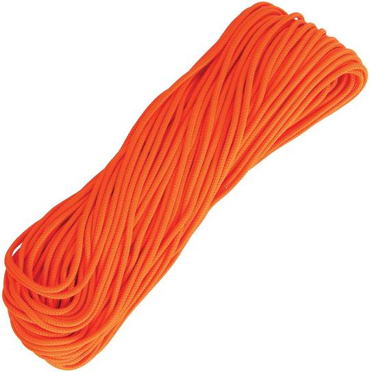 US Made 325 Paracord Orange