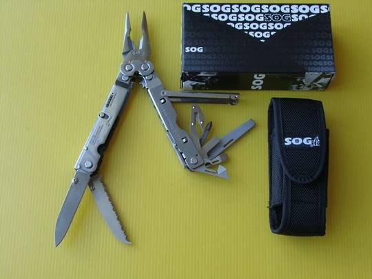 SOG PowerAssist S66 Multi-Tool