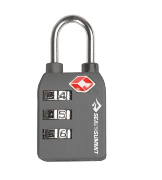 Sea to Summit TravellingLight Combination TSA Lock