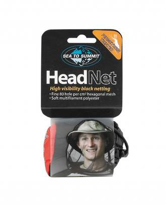 SEA TO SUMMIT MOSQUITO HEADNET PERMETHRIN TREATED