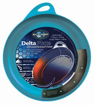 Sea to Summit Delta Plate Pac Blue