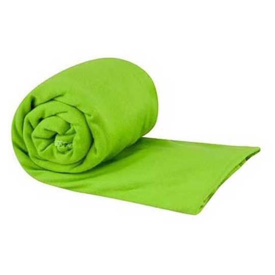 SEA TO SUMMIT POCKET TOWEL SMALL- Lime