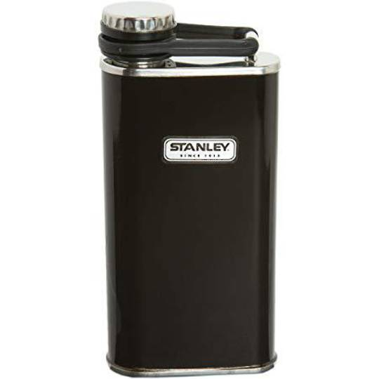 Stanley Classic Wide Mouth Flask 236ml - black