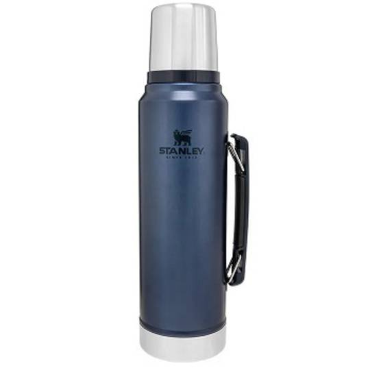 Stanley Classic Legendary  Bottle Vacuum Flask 1L - Blue