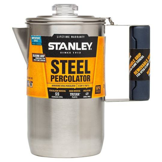 STANLEY ADVENTURE COOL GRIP CAMP PERCOLATOR 1L