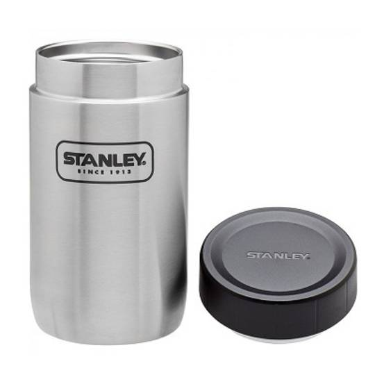 STANLEY ADVENTURE STAINLESS FOOD JAR 400ML/ 14OZ