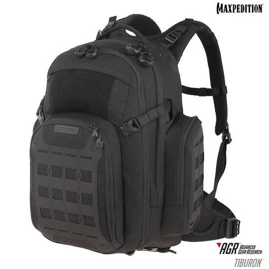 Maxpedition Tiburon Backpack 34L - Black