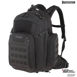 Maxpedition Tiburon Backpack 34L - Black