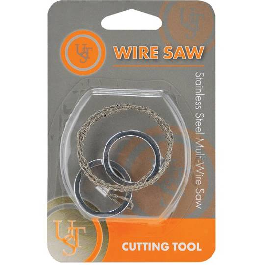 Ultimate Survival Wiresaw