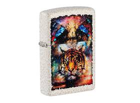 Zippo Tiger Design Lighter