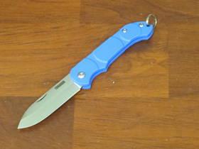 Ontario Traveler Folder Blue