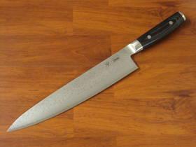RAN Japanese DAMASCUS CHEF'S KNIFE 255mm