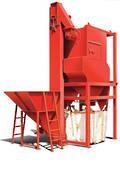 Garnet Recycling Units