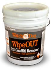 WipeOUT Graffiti Remover