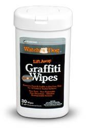 Lift Away Graffiti Remover Wipes