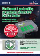 GX 4 Gas Monitor