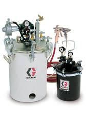 Graco Pressure Pots