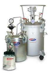 Conventional Air Spray Painting Pressure Pots