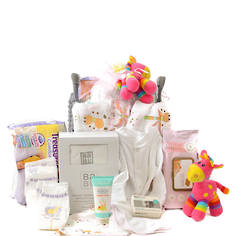 The Complete Baby Gift Hamper in Pink