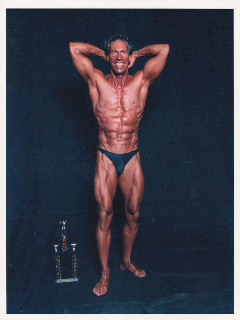 Marty Auckland Body Building Champs 2000