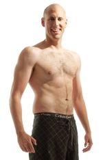 Clint stripped fat and gained muscle in 10 weeks.jpg