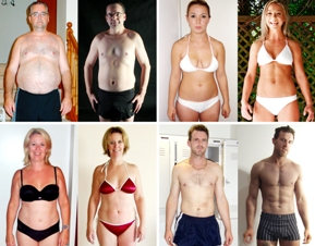 Body transformation gives everyone fat loss and muscle tone