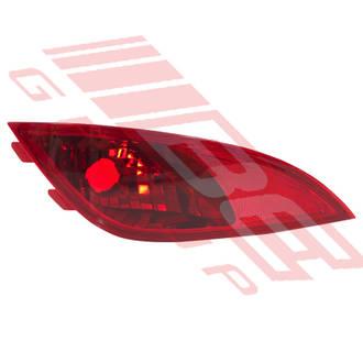 REAR FOG LAMP - L/H - GOES IN BUMPER - TO SUIT - HYUNDAI IX35 2010-