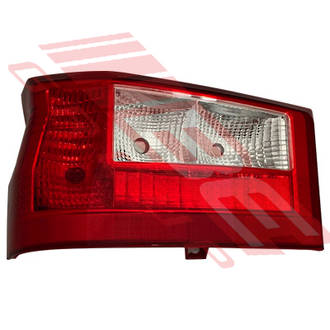 REAR LAMP - L/H - TO SUIT TOYOTA COASTER B60/B70 BUS 2016-