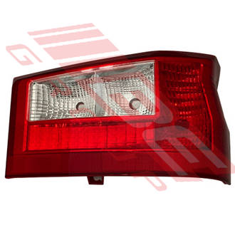 REAR LAMP - R/H - TO SUIT TOYOTA COASTER B60/B70 BUS 2016-
