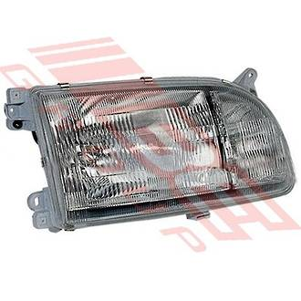 HEADLAMP - R/H - WITH FOG LIGHT (26-41) - TO SUIT TOYOTA