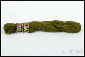 100% Hemp - Double Knitting / 8 Ply Weight - Khaki
