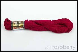 100% Hemp - Double Knitting / 8 Ply Weight - Raspberry