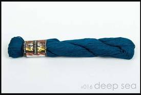 100% Hemp - Double Knitting / 8 Ply Weight - Deep Sea