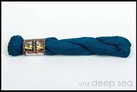 100% Hemp - Double Knitting / 8 Ply Weight - Deep Sea
