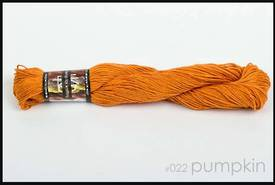 100% Hemp - Double Knitting / 8 Ply Weight - Pumpkin