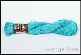 100% Hemp - Double Knitting / 8 Ply Weight - Angel Blue